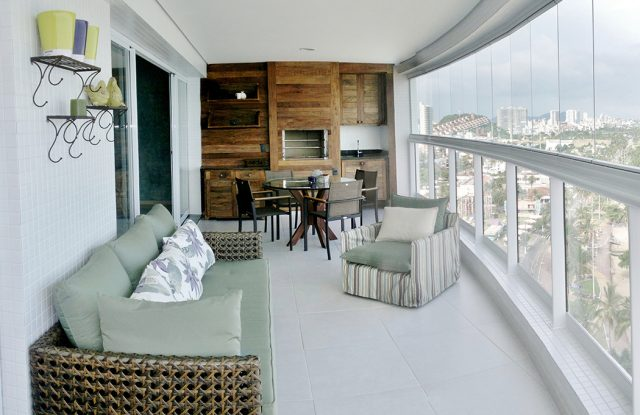 Praia – Apartamento Guarujá/SP
