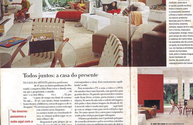 Revista Casa e Jardim 1